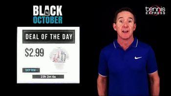 Tennis Express Black October Sale TV Spot, '31 Days'