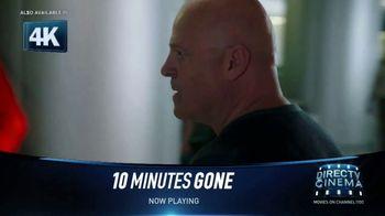 DIRECTV Cinema TV Spot, '10 Minutes Gone' - Thumbnail 5