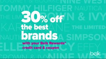 Belk Friends & Family Sale TV Spot, 'Save on the Best Brands' - Thumbnail 1