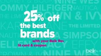 Belk Friends & Family Sale TV Spot, 'Save on the Best Brands' - Thumbnail 2