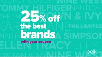 Belk Friends & Family Sale TV Spot, 'Save on the Best Brands' - Thumbnail 3