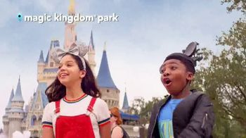 DisneyWorld TV Spot, 'Best Day Ever: Rhino Wall Challenge' Featuring Ruth Righi, Will Buie Jr.