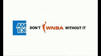 American Express TV Spot, 'Don't WNBA Without It' - Thumbnail 8