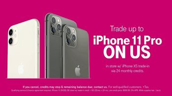 T-Mobile TV Spot, 'Signal: iPhone 11 Pro' Song by Aerosmith - Thumbnail 9