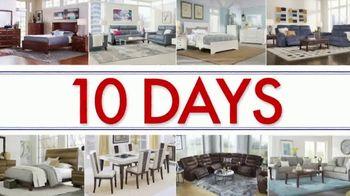Rooms to Go Columbus Day TV Spot, '10 Days' - Thumbnail 2