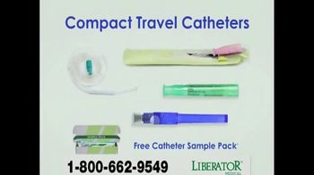 Liberator Medical Supply, Inc. TV Spot, 'Free Catheter'