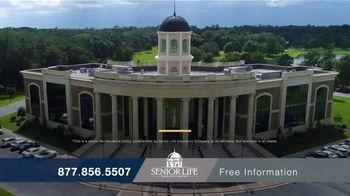Senior Life Insurance Company TV Spot, 'Affordable Coverage' - Thumbnail 6