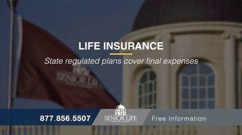 Senior Life Insurance Company TV Spot, 'Affordable Coverage' - Thumbnail 2