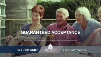 Senior Life Insurance Company TV Spot, 'Affordable Coverage' - Thumbnail 4