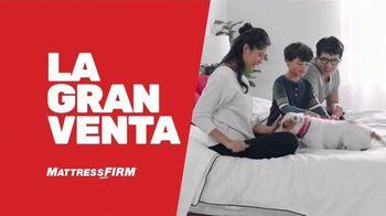 Mattress Firm La Gran Venta TV Spot, 'Base ajustable' [Spanish] - Thumbnail 2