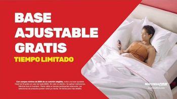 Mattress Firm La Gran Venta TV Spot, 'Base ajustable' [Spanish] - Thumbnail 4