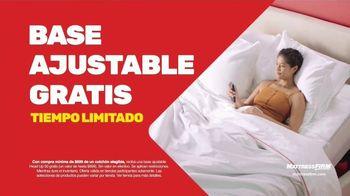 Mattress Firm La Gran Venta TV Spot, 'Base ajustable' [Spanish] - Thumbnail 5