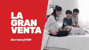Mattress Firm La Gran Venta TV Spot, 'Ahorra hasta $400 dólares' [Spanish] - Thumbnail 2