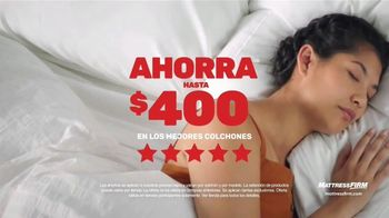 Mattress Firm La Gran Venta TV Spot, 'Ahorra hasta $400 dólares' [Spanish] - Thumbnail 3