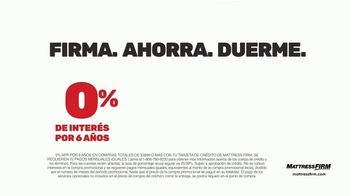 Mattress Firm La Gran Venta TV Spot, 'Ahorra hasta $400 dólares' [Spanish] - Thumbnail 4