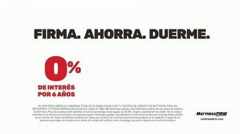 Mattress Firm La Gran Venta TV Spot, 'Ahorra hasta $400 dólares' [Spanish] - Thumbnail 4
