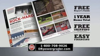 DR Power Equipment Power Grader TV Spot, 'Driveway Obstacle Course' - Thumbnail 9