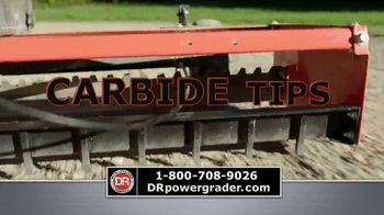 DR Power Equipment Power Grader TV Spot, 'Driveway Obstacle Course' - Thumbnail 4