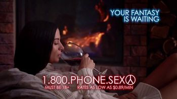 1-800-PHONE-SEXY TV Spot, 'Falling Temperatures' - Thumbnail 4