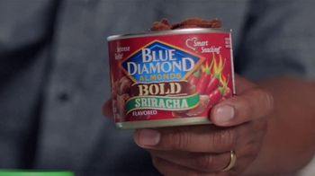 Blue Diamond Almonds Bold Sriracha TV Spot, 'Come On' - Thumbnail 4