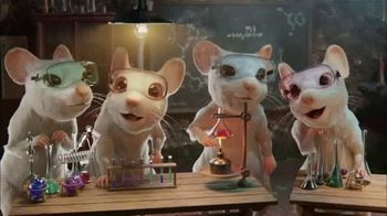 PETA TV Spot, 'Tiny Mouse Needs Your Help to Stop Big Pharma Testing'