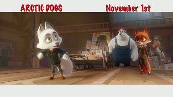 Arctic Dogs - 2126 commercial airings
