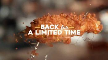 Church's Chicken Honey-Butter Biscuit Tenders TV Spot, 'Return'