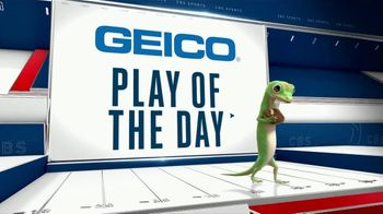 GEICO TV Spot, 'Play of the Day: Gardner Minshew to Chris Conley' - Thumbnail 1