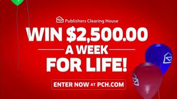Publishers Clearing House TV Spot, '$2,500 a Week: Listen Folks' Featuring Steve Harvey - Thumbnail 5