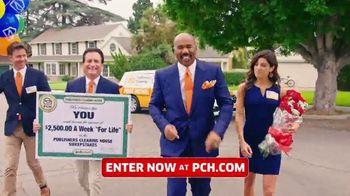 Publishers Clearing House TV Spot, '$2,500 a Week: Listen Folks' Featuring Steve Harvey