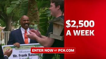 Publishers Clearing House TV Spot, '$2,500 a Week: Listen Folks' Featuring Steve Harvey - Thumbnail 3