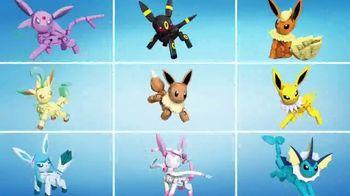 Mega Construx Pokemon Every Eevee Evolution TV Spot, 'Build and Battle' - Thumbnail 4