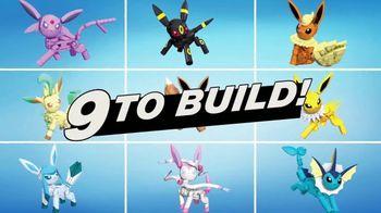 Mega Construx Pokemon Every Eevee Evolution TV Spot, 'Build and Battle' - Thumbnail 5
