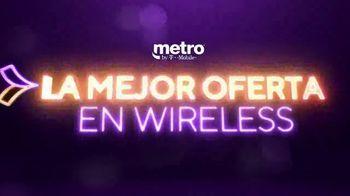 Metro by T-Mobile TV Spot, 'La mejor oferta en Wireless' [Spanish] - Thumbnail 2