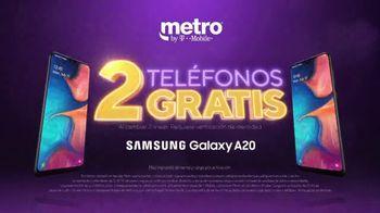 Metro by T-Mobile TV Spot, 'La mejor oferta en Wireless' [Spanish] - Thumbnail 5
