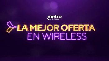 Metro by T-Mobile TV Spot, 'Teléfonos gratis' [Spanish]