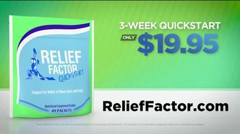 Relief Factor 3-Week Quickstart TV Spot, 'James' Featuring Dr. Sebastian Gorka - Thumbnail 6