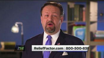 Relief Factor 3-Week Quickstart TV Spot, 'James' Featuring Dr. Sebastian Gorka - Thumbnail 2