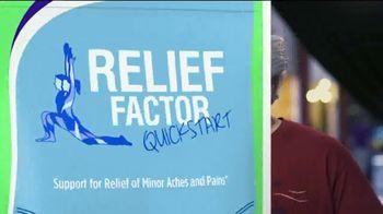 Relief Factor 3-Week Quickstart TV Spot, 'James' Featuring Dr. Sebastian Gorka - Thumbnail 3