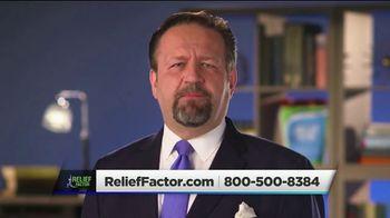 Relief Factor 3-Week Quickstart TV Spot, 'James' Featuring Dr. Sebastian Gorka - Thumbnail 5