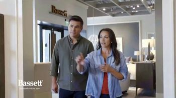 Bassett Custom Furniture Sale TV Spot, '30 Percent Off Customs & Up to 35 Percent Off Others' - Thumbnail 1
