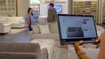 Bassett Custom Furniture Sale TV Spot, '30 Percent Off Customs & Up to 35 Percent Off Others' - Thumbnail 4