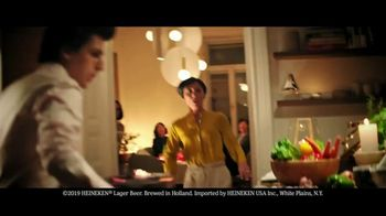 Heineken TV Spot, 'Holiday Troubles' Song by Patsy Ann Noble - Thumbnail 1