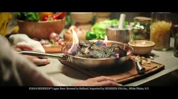 Heineken TV Spot, 'Holiday Troubles' Song by Patsy Ann Noble