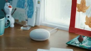 Google Home Mini TV Spot, 'Frozen 2: Nest Frozen Stories' - Thumbnail 1