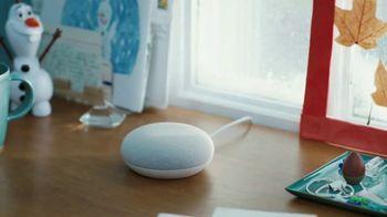 Google Home Mini TV Spot, 'Frozen 2: Nest Frozen Stories' - Thumbnail 4