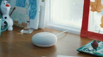 Google Home Mini TV Spot, 'Frozen 2: Nest Frozen Stories' - Thumbnail 5