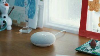 Google Home Mini TV Spot, 'Frozen 2: Nest Frozen Stories' - Thumbnail 6