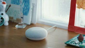 Google Home Mini TV Spot, 'Frozen 2: Nest Frozen Stories' - Thumbnail 8