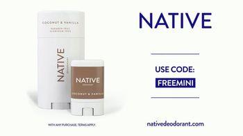 Native TV Spot, 'Natural Deodorant: Offer' - Thumbnail 8